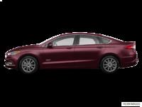 2018 Ford Fusion Energi TITANIUM | Photo 1 | Burgundy Velvet