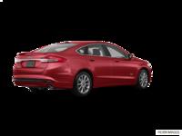 2018 Ford Fusion Energi TITANIUM | Photo 2 | Ruby Red