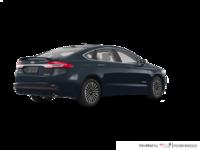 2018 Ford Fusion Hybrid PLATINUM | Photo 2 | Blue Metallic
