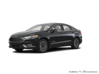 2018 Ford Fusion Hybrid PLATINUM | Photo 3 | Shadow Blakc