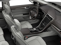 2018 Ford Fusion Hybrid PLATINUM | Photo 1 | Medium Soft Ceramic Leather (QC)