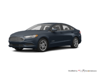 2018 Ford Fusion Hybrid S | Photo 3 | Blue Metallic