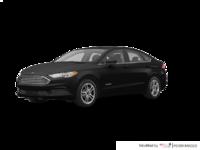 2018 Ford Fusion Hybrid S | Photo 3 | Shadow Blakc