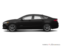 2018 Ford Fusion Hybrid SE   Photo 1   Shadow Blakc