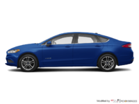 2018 Ford Fusion Hybrid SE   Photo 1   Lightning Blue