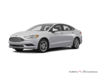 2018 Ford Fusion Hybrid SE   Photo 3   Ingot Silver