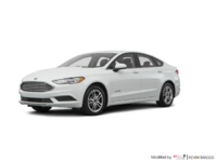 2018 Ford Fusion Hybrid SE | Photo 3 | White Platinum