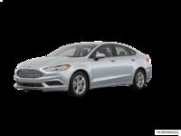 2018 Ford Fusion S | Photo 3 | Ingot Silver