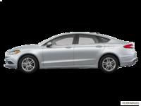 2018 Ford Fusion SE | Photo 1 | Ingot Silver