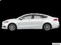 2018 Ford Fusion SE | Photo 1 | Oxford White