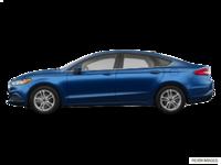 2018 Ford Fusion SE | Photo 1 | Lightning Blue