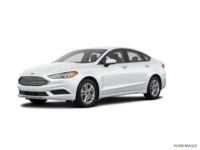 2018 Ford Fusion SE | Photo 3 | White Platinum