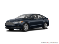 2018 Ford Fusion SE | Photo 3 | Blue Metallic
