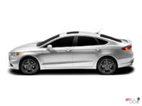 2018 Ford Fusion SPORT | Photo 1 | White Platinum