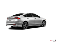 2018 Ford Fusion SPORT | Photo 2 | White Platinum