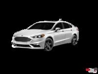2018 Ford Fusion SPORT | Photo 3 | White Platinum