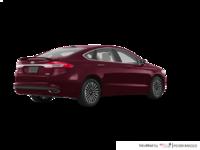 2018 Ford Fusion TITANIUM | Photo 2 | Burgundy Velvet