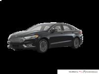 2018 Ford Fusion TITANIUM | Photo 3 | Shadow Black