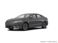 2018 Ford Fusion TITANIUM | Photo 3 | Magnetic
