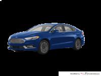 2018 Ford Fusion TITANIUM | Photo 3 | Lightning Blue