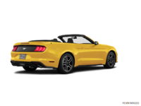 2018 Ford Mustang Convertible EcoBoost | Photo 2 | Triple Yellow Tri-Coat