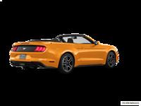 2018 Ford Mustang Convertible EcoBoost | Photo 2 | Orange Fury Metallic Tri-Coat