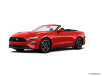 2018 Ford Mustang Convertible EcoBoost | Photo 3 | Race Red