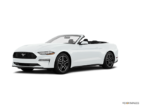 2018 Ford Mustang Convertible EcoBoost | Photo 3 | Oxford White