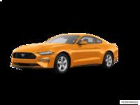 2018 Ford Mustang EcoBoost Fastback | Photo 3 | Orange Fury Metallic Tri-Coat