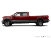 2018 Ford Super Duty F-250 KING RANCH   Photo 1   Magma Red/Stone Grey