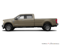 2018 Ford Super Duty F-250 KING RANCH   Photo 1   White Gold