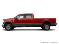 2018 Ford Super Duty F-250 KING RANCH   Photo 1   Ruby Red/Stone Grey