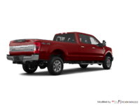 2018 Ford Super Duty F-250 KING RANCH   Photo 2   Magma Red