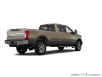 2018 Ford Super Duty F-250 KING RANCH   Photo 2   White Gold/Stone Grey