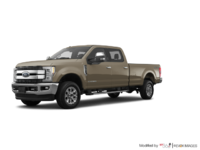 2018 Ford Super Duty F-250 KING RANCH   Photo 3   White Gold