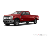 2018 Ford Super Duty F-250 KING RANCH   Photo 3   Ruby Red