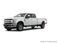 2018 Ford Super Duty F-250 KING RANCH   Photo 3   Oxford White