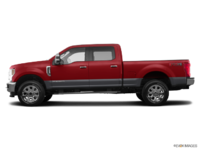 2018 Ford Super Duty F-250 LARIAT | Photo 1 | Ruby Red/Magnetic