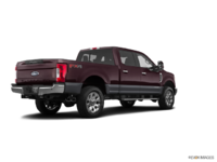 2018 Ford Super Duty F-250 LARIAT | Photo 2 | Magma Red/Magnetic