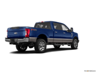 2018 Ford Super Duty F-250 LARIAT | Photo 2 | Blue Jeans /Stone Grey