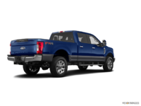 2018 Ford Super Duty F-250 LARIAT | Photo 2 | Blue Jeans/Magnetic
