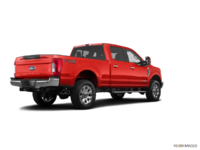 2018 Ford Super Duty F-250 LARIAT | Photo 2 | Race Red