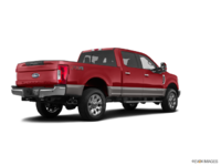 2018 Ford Super Duty F-250 LARIAT | Photo 2 | Ruby Red/Stone Grey