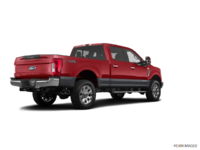 2018 Ford Super Duty F-250 LARIAT | Photo 2 | Ruby Red/Magnetic