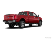 2018 Ford Super Duty F-250 LARIAT | Photo 2 | Ruby Red