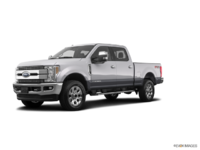 2018 Ford Super Duty F-250 LARIAT | Photo 3 | Ingot Silver/Magnetic