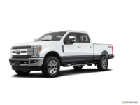 2018 Ford Super Duty F-250 LARIAT | Photo 3 | Oxford White/Magnetic