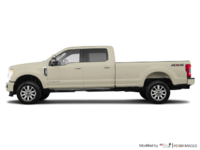2018 Ford Super Duty F-250 LIMITED | Photo 1 | White Gold