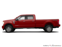 2018 Ford Super Duty F-250 LIMITED | Photo 1 | Ruby Red
