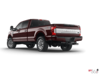 2018 Ford Super Duty F-250 LIMITED | Photo 2 | Magma Red